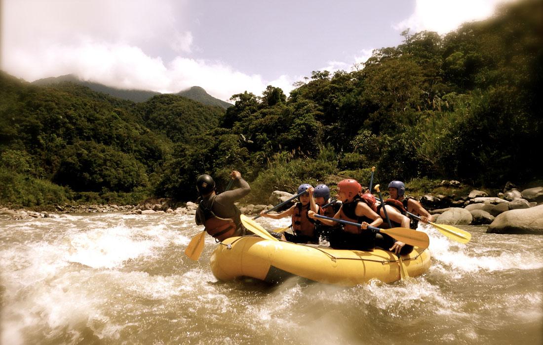 rafting-banos